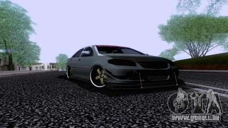 Toyota Vios Extreme Edition für GTA San Andreas
