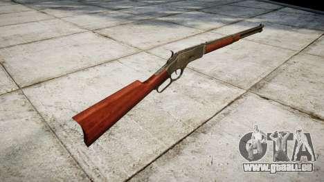 Winchester 1873 für GTA 4 Sekunden Bildschirm