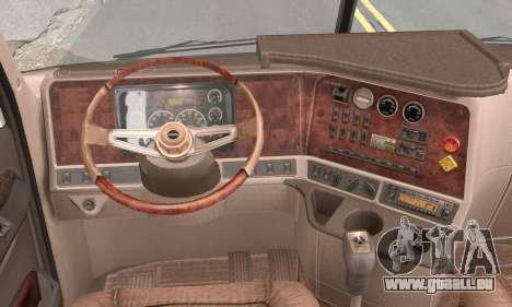 Freightliner Columbia pour GTA San Andreas sur la vue arrière gauche