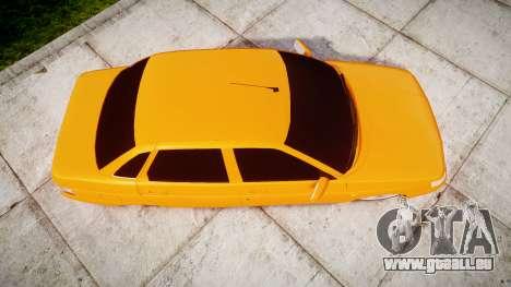 ВАЗ-2110 Bogdan rims1 pour GTA 4 est un droit