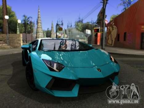 L'Herp ENB FINAL de haute et moyenne-PC pour GTA San Andreas