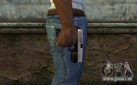 Pistol from Deadpool für GTA San Andreas dritten Screenshot