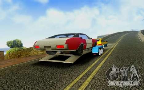 Trailer für GTA San Andreas Rückansicht