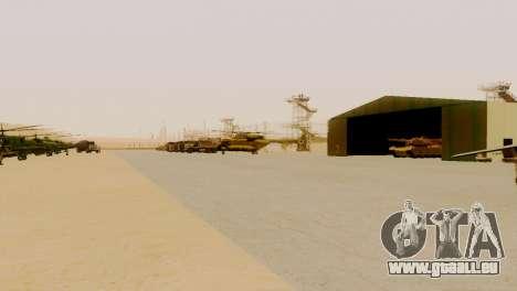 Recovery zone 69 für GTA San Andreas