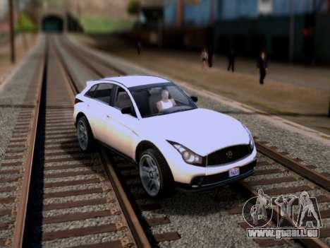 Fathom FQ2 GTA V für GTA San Andreas
