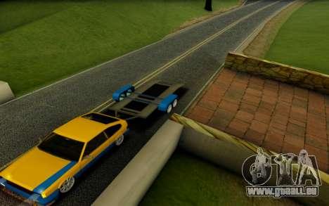 Trailer für GTA San Andreas linke Ansicht