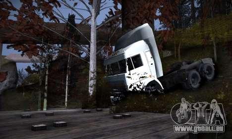 Piste off-road 2.0 pour GTA San Andreas sixième écran