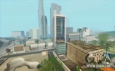 ENB pour de faibles PC (SAMP) pour GTA San Andreas neuvième écran