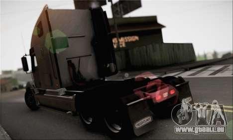 Freightliner Columbia für GTA San Andreas linke Ansicht