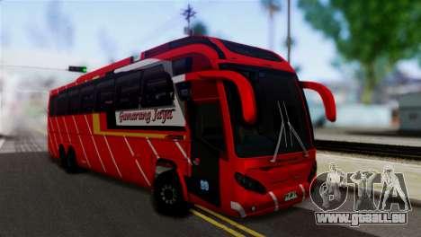 Volvo Gumarang Jaya für GTA San Andreas
