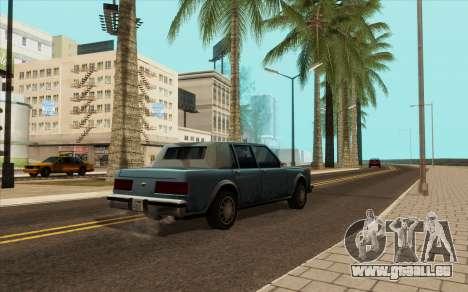 ENB pour de faibles PC (SAMP) pour GTA San Andreas