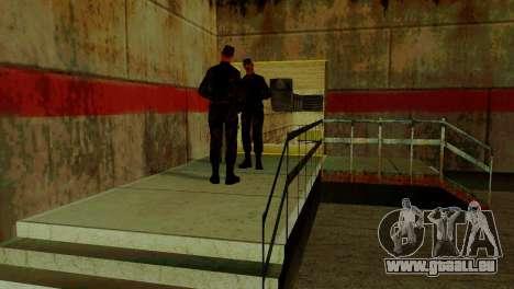 Zone de récupération 69 pour GTA San Andreas huitième écran