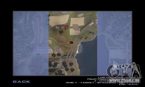 Piste off-road 2.0 pour GTA San Andreas huitième écran