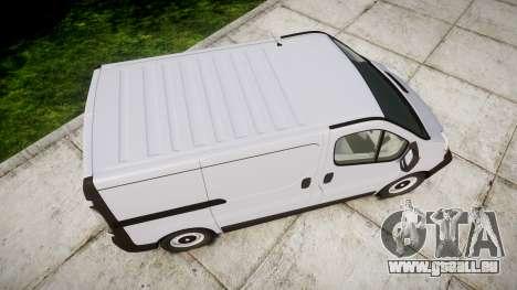 Renault Trafic II pour GTA 4 est un droit