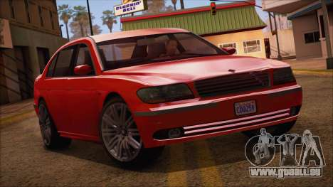 GTA 5 Ubermacht Oracle XS pour GTA San Andreas