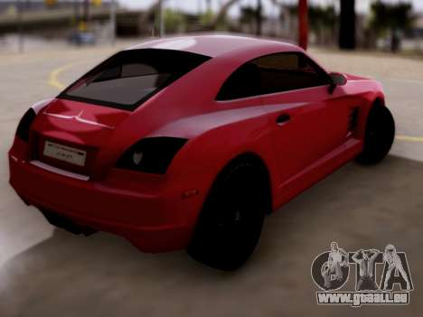 GTA 5 Fusilade pour GTA San Andreas laissé vue