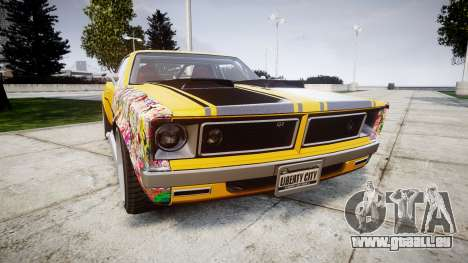 Declasse Tampa GT pour GTA 4