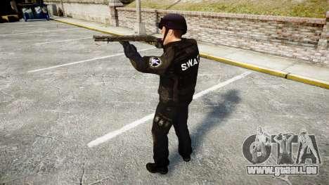 Les uniformes de l'agression des groupes spéciau pour GTA 4 secondes d'écran