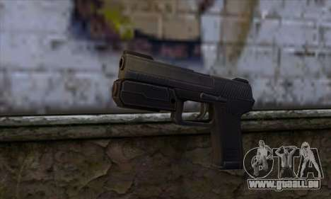 MK23 für GTA San Andreas