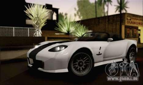 GTA 5 Bravado Banshee (IVF) für GTA San Andreas