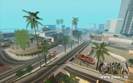 ENB pour de faibles PC (SAMP) pour GTA San Andreas septième écran
