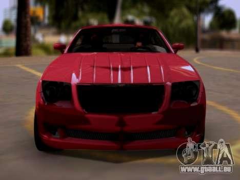 GTA 5 Fusilade pour GTA San Andreas vue de droite