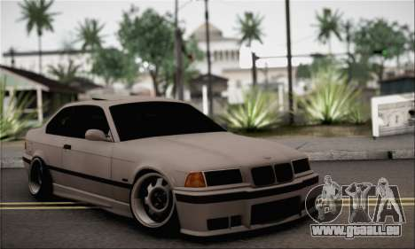 BMW M3 E36 Bosnia Stance pour GTA San Andreas