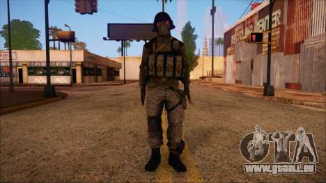 Recon from Battlefield 3 für GTA San Andreas