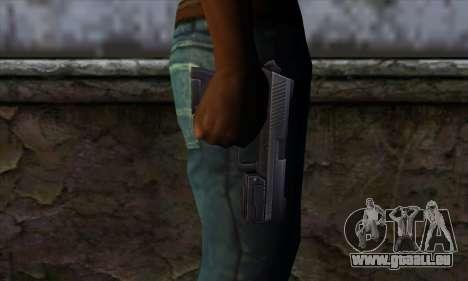 MK23 für GTA San Andreas dritten Screenshot