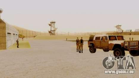 Zone de récupération 69 pour GTA San Andreas septième écran