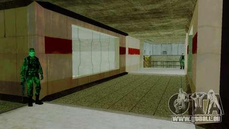 Zone de récupération 69 pour GTA San Andreas