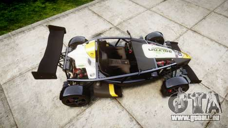 Ariel Atom V8 2010 [RIV] v1.1 Bolton Touristic pour GTA 4 est un droit