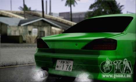 Nissan Silvia S15 für GTA San Andreas linke Ansicht