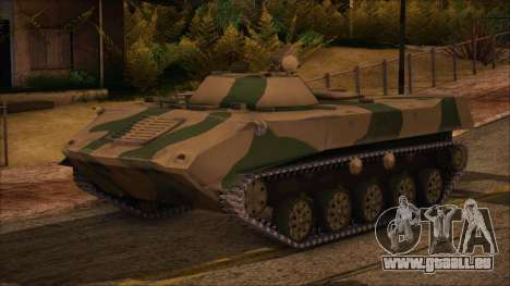 DMO-1 à partir de l'ArmA Armed Assault Camouflag pour GTA San Andreas