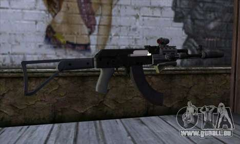 Assault Rifle from GTA 5 für GTA San Andreas zweiten Screenshot