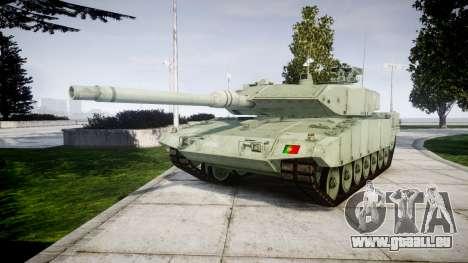 Leopard 2A7 PT Green für GTA 4