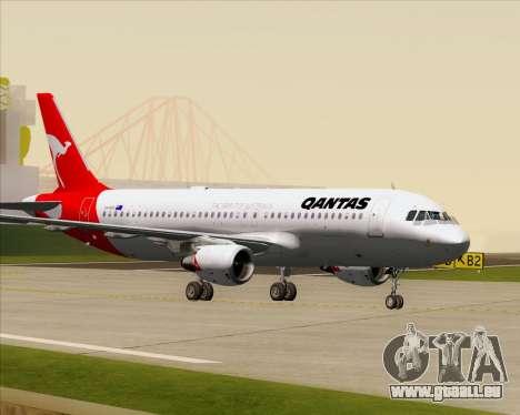 Airbus A320-200 Qantas für GTA San Andreas