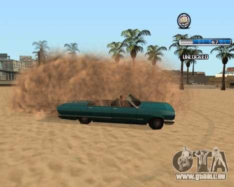 L'Herp ENB FINAL de haute et moyenne-PC pour GTA San Andreas cinquième écran