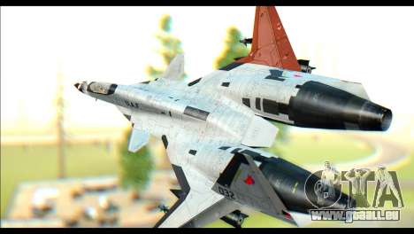 ADFX-02 Morgan pour GTA San Andreas laissé vue