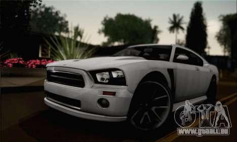 Bravado Buffalo 2nd Generation für GTA San Andreas