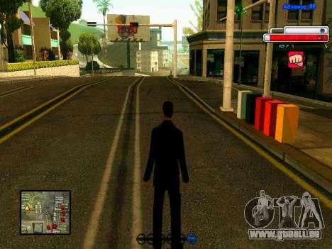 Ped.ifp v2 für GTA San Andreas sechsten Screenshot