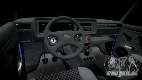 AIDE-2107, Lambo pour GTA 4 Vue arrière