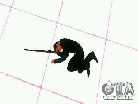 Ped.ifp v2 für GTA San Andreas fünften Screenshot