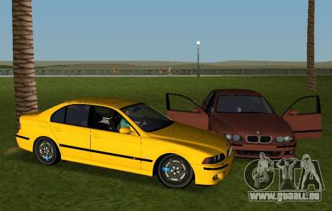 BMW M5 E39 pour GTA Vice City