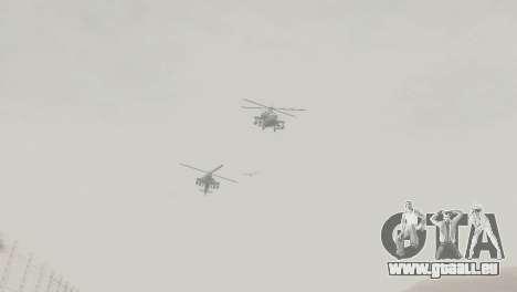 Zone de récupération 69 pour GTA San Andreas troisième écran