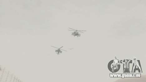 Recovery zone 69 für GTA San Andreas dritten Screenshot