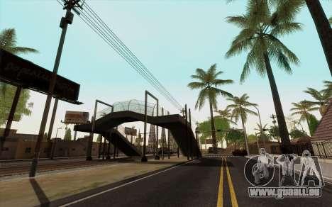 ENB pour de faibles PC (SAMP) pour GTA San Andreas troisième écran