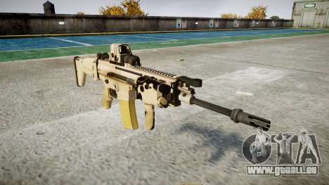 La Machine FN SCAR-L Mc 16 icon3 pour GTA 4