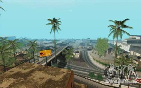ENB pour de faibles PC (SAMP) pour GTA San Andreas huitième écran