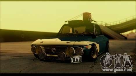 ENB Rujac für schwache Rechner für GTA San Andreas dritten Screenshot